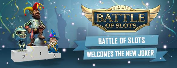 Battle of Slots Joker